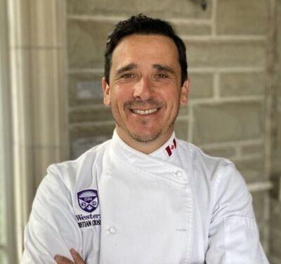 Chef Kristian Crossen