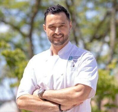 Chef Paolo Vasapolli