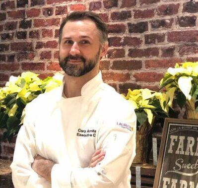Chef Cory Armitage